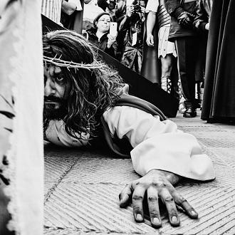 Barile, Via Crucis 2016