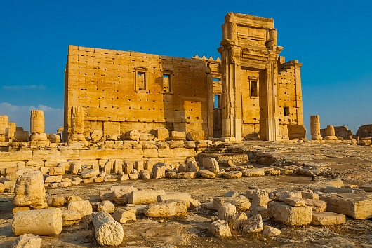 Syria - Damasco, Aleppo, Apamea and Palmyra