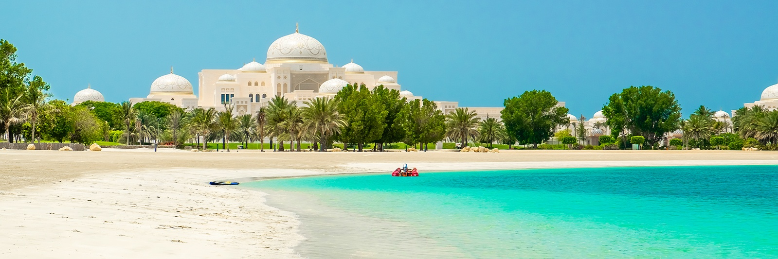 United Arab Emirates - Abu Dhabi